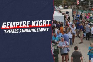 GEMPIRE Theme Nights Announcements