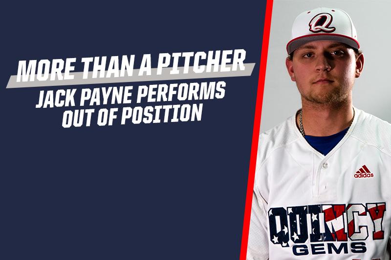 More Than a Pitcher: Jack Payne
