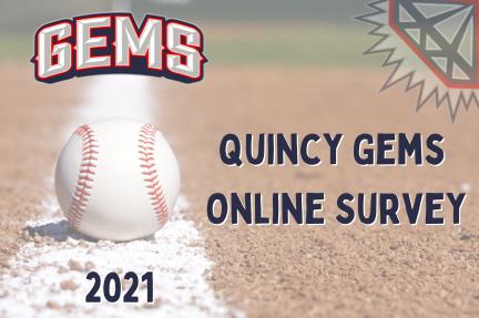 Quincy Gems Survey 2021